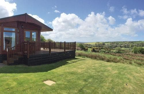 Last Minute Cottages - Tasteful Camelford Lodge S135833
