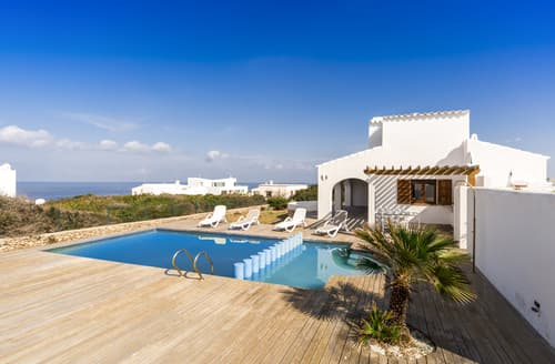 Last Minute Cottages - Splendid Cala Morell Cottage S135999