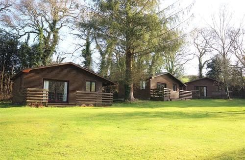 Last Minute Cottages - Inviting North Cornwall Lodge S136032