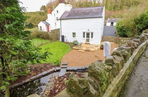 Last Minute Cottages - Delightful Laugharne Cottage S136099