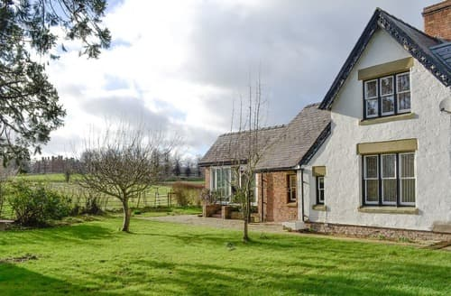 Big Cottages - Gorgeous Cefn Cottage S136118