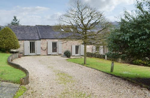 Last Minute Cottages - Beautiful Whatstandwell Cottage S136122