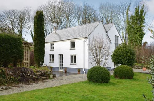 Last Minute Cottages - Attractive Breage Cottage S136226
