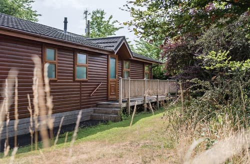 Last Minute Cottages - Beautiful Tavistock Lodge S136437
