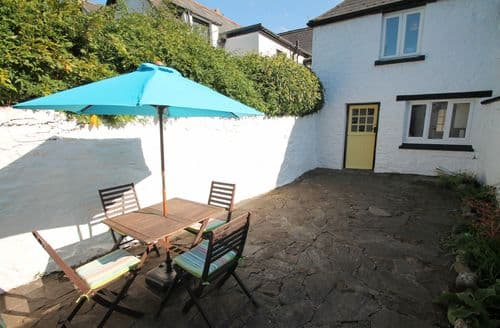 Last Minute Cottages - Attractive Minehead Cottage S136625