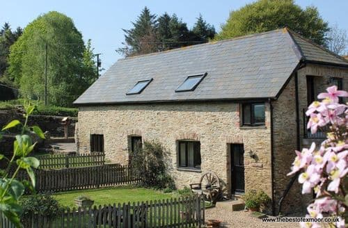 Last Minute Cottages - Honeycott, near Wheddon Cross