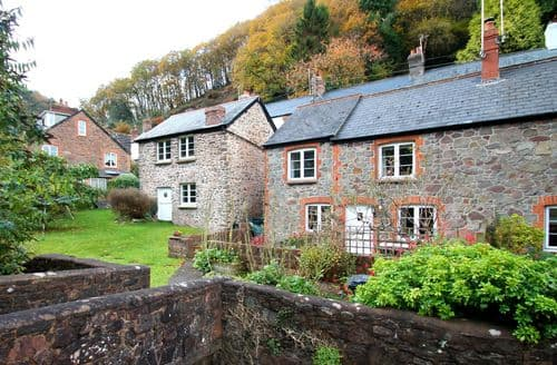 Last Minute Cottages - Magnolia Cottage, Porlock