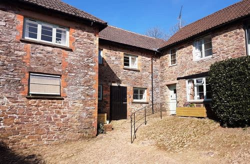 Last Minute Cottages - Stable Cottage, Exford