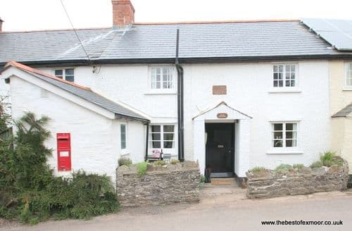 Last Minute Cottages - Syms Cottage, Cutcombe