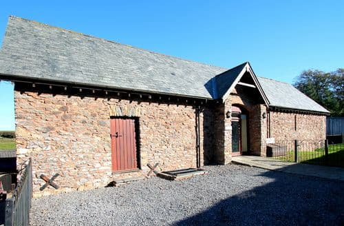Last Minute Cottages - Yenworthy Barn, Countisbury