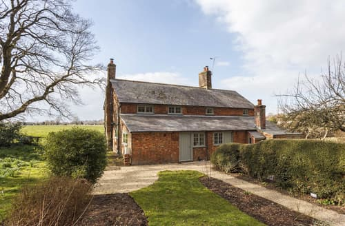 Last Minute Cottages - Charming Wimborne Minster Cottage S136855