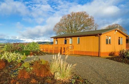Last Minute Cottages - Tasteful Dumfries Lodge S136979