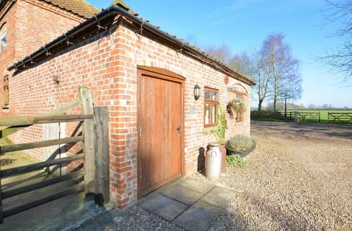 Last Minute Cottages - Superb Market Rasen Cottage S136991