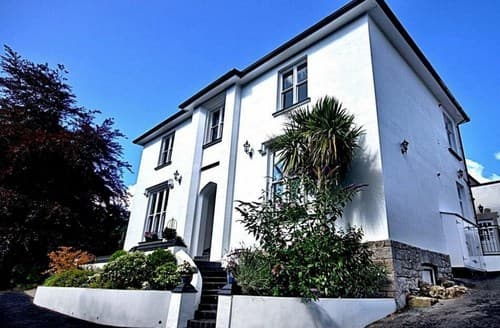 Big Cottages - Quaint Tenby Cottage S136992