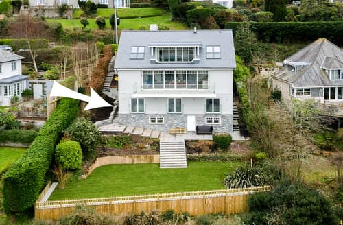 Last Minute Cottages - Cosy South Devon Noss Mayo Cottage S137189