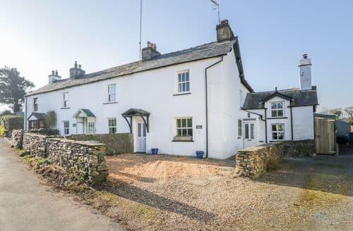 Last Minute Cottages - Charming Lowick Bridge  Cottage S137271