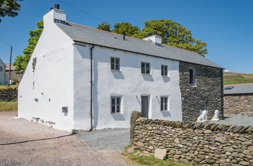 Big Cottages - Delightful Askham Cottage S137308
