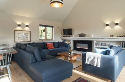Big Cottages - Attractive Stretton On Fosse Lodge S137393
