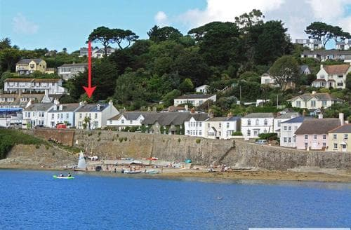 Last Minute Cottages - Lovely South Cornwall Cottage S125017