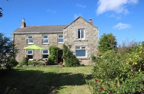 Last Minute Cottages - Wonderful West Cornwall Cottage S80973