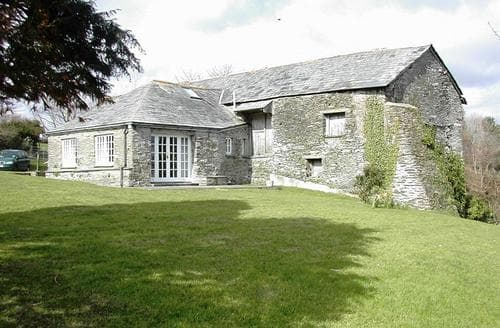 Last Minute Cottages - Lamellyon Roundhouse