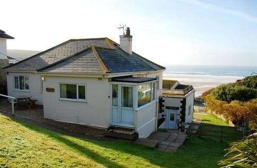 Last Minute Cottages - Tasteful North Cornwall Rental S26526