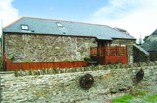 Last Minute Cottages - The Old Wagon House
