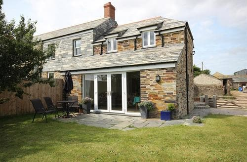 Last Minute Cottages - Splendid North Cornwall Rental S26594