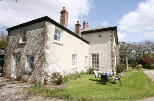 Last Minute Cottages - Exquisite South Cornwall Rental S26499
