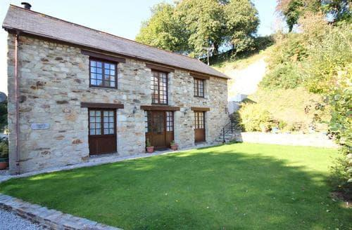 Last Minute Cottages - Beautiful South Cornwall Cottage S41135