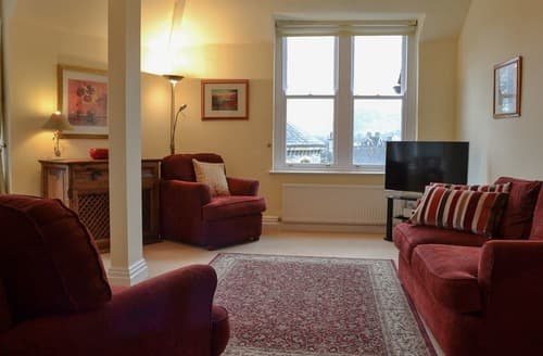 Last Minute Cottages - Luxury Keswick Apartment S137551