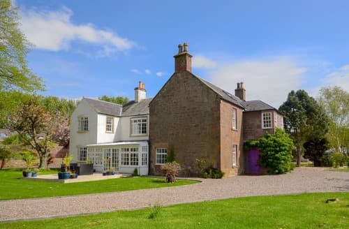 Last Minute Cottages - Lovely Alyth Cottage S137560