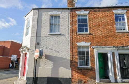 Last Minute Cottages - Attractive Stratford Upon Avon Cottage S137645