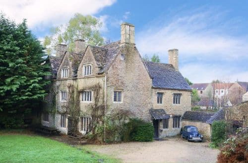 Big Cottages - Stonnwall Manor