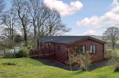 Last Minute Cottages - Adorable Kelty Lodge S137713