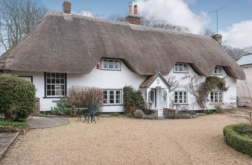 Last Minute Cottages - Delightful Nether Wallop Cottage S137716