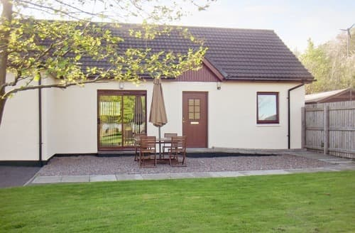 Last Minute Cottages - Crofters Cottage