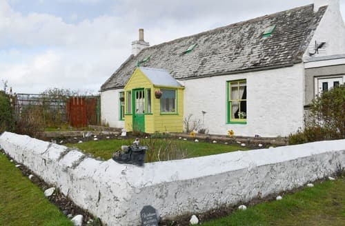 Last Minute Cottages - Excellent Orbliston Cottage S137833