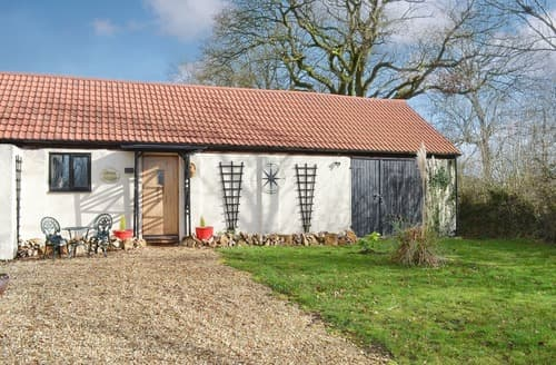 Last Minute Cottages - Luxury Blackdown Hills Cottage S137834