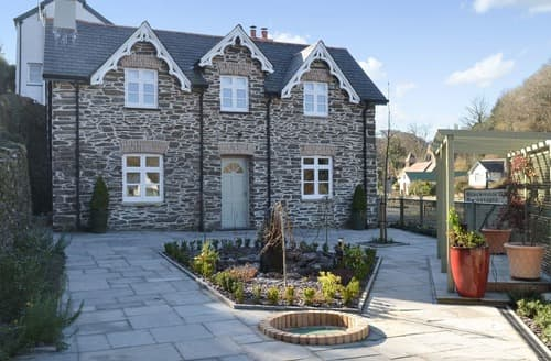 Big Cottages - Superb Barbrook Cottage S137959