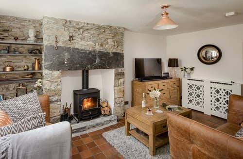 Last Minute Cottages - Attractive Rhyd Y Sarn Cottage S137960