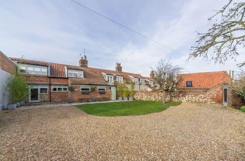 Last Minute Cottages - Hemingford Cottage