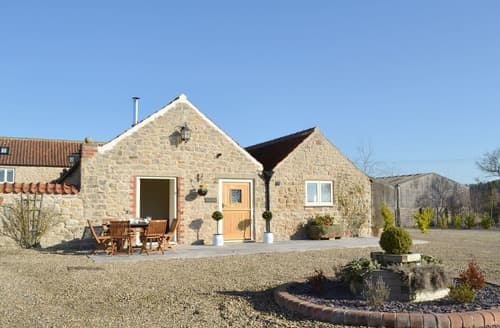 Last Minute Cottages - Grange Cottage