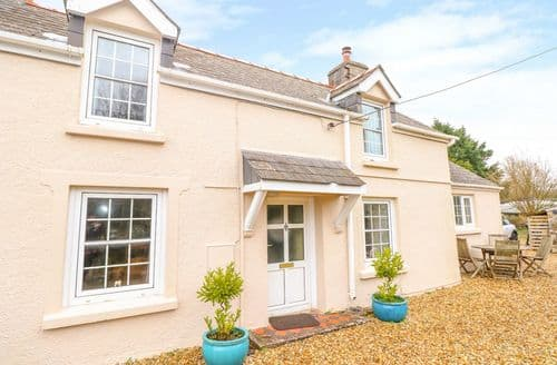 Last Minute Cottages - Cheriton Villa
