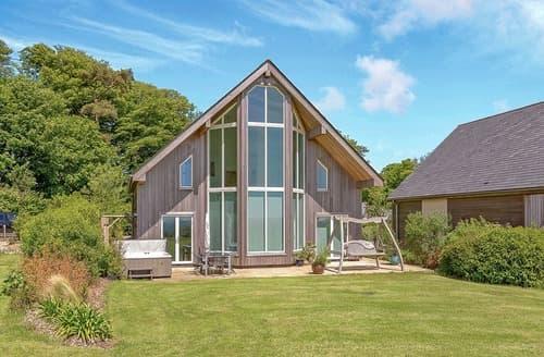 Last Minute Cottages - Quantock Lodge