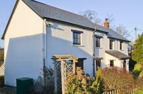 Last Minute Cottages - Gorgeous Hiscott Cottage S138443