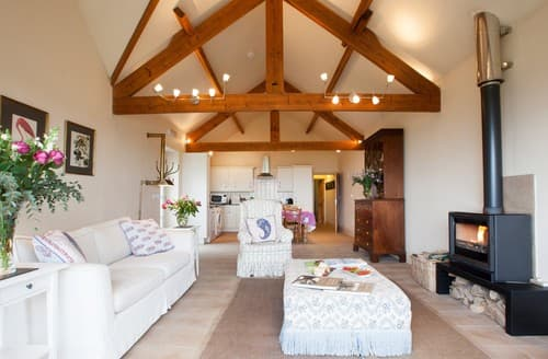 Last Minute Cottages - Exquisite Kirkbymoorside Barn S138576