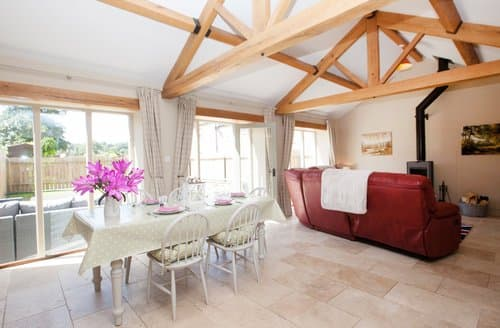Last Minute Cottages - Stunning Bedale Barn S138665