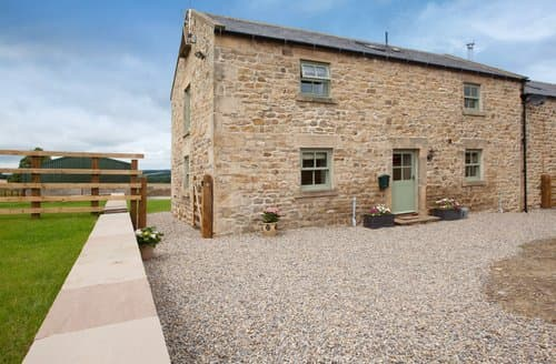 Last Minute Cottages - Exquisite Bedale Barn S138669