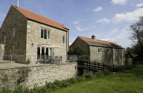 Last Minute Cottages - Stunning Bedale Cottage S138689